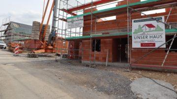 Bauvorhaben in Nordborchen