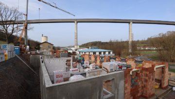 Baubeginn in Bad Wünnenberg